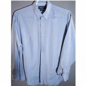 Polo by Ralph Lauren men's Large Blake button down
